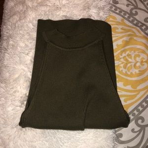 forever 21 tank army green